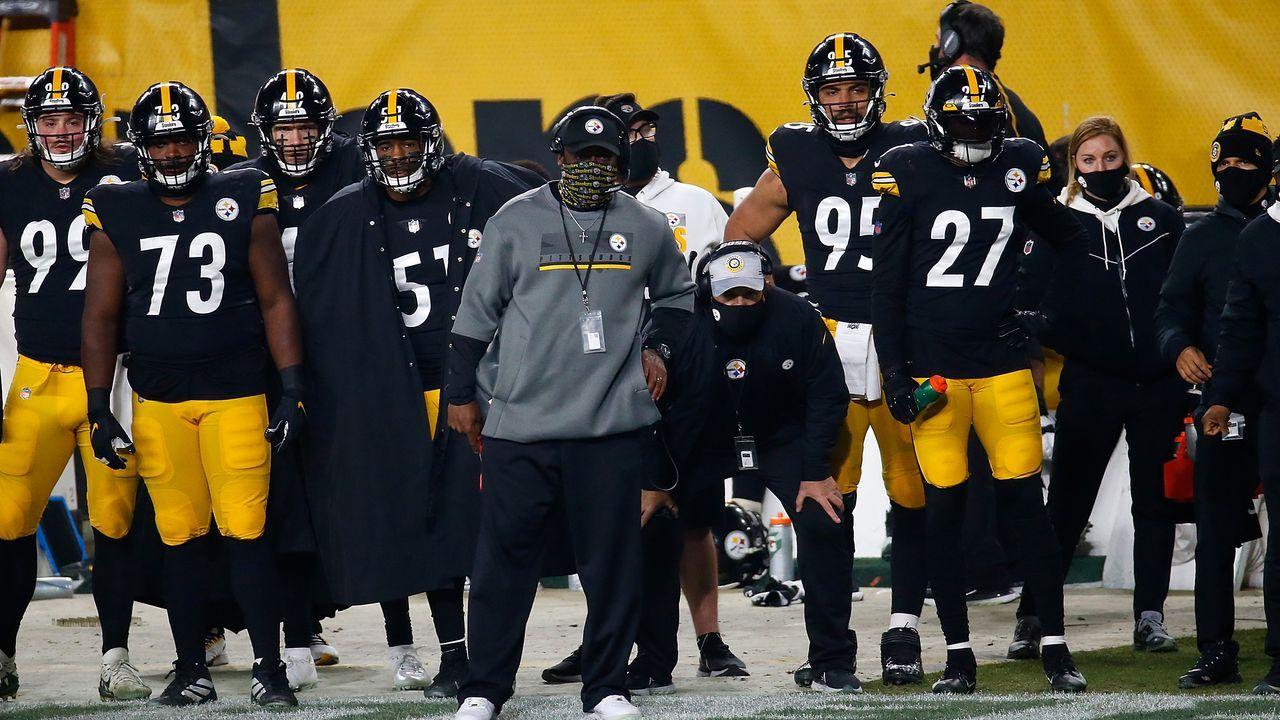 Pittsburgh Steelers - Bildquelle: 2021 Getty Images