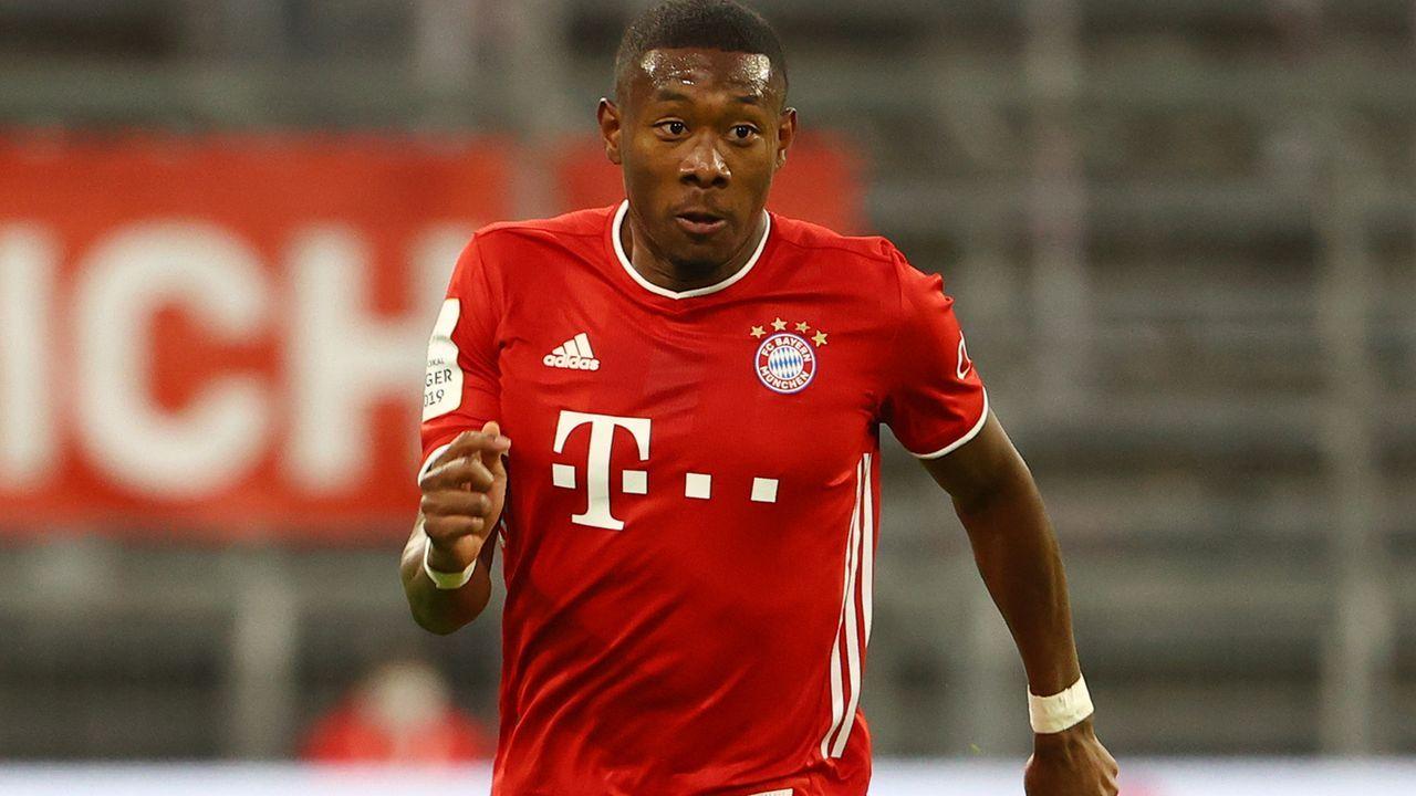 FC Bayern: David Alaba - Bildquelle: Getty Images