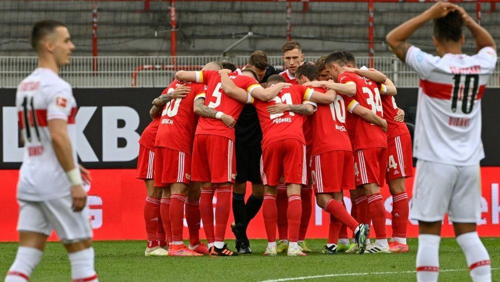 Union Berlin bezwingt den VfB Stuttgart 2:1 - Bildquelle: AFPSIDJOHN MACDOUGALL