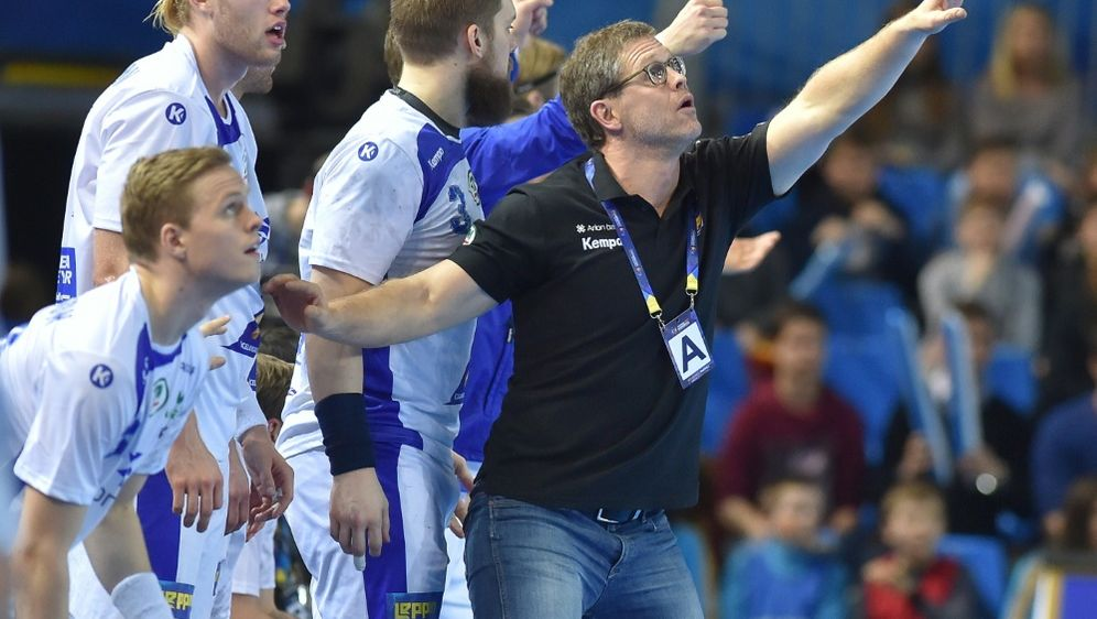 Geir Sveinsson ist neuer Trainer in Nordhorn - Bildquelle: AFPSIDPATRICK HERTZOG