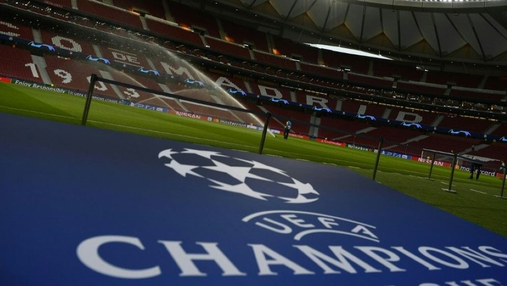 Madrid rechnet mit bis zu 70.000 britischen Fans - Bildquelle: AFPSIDGABRIEL BOUYS