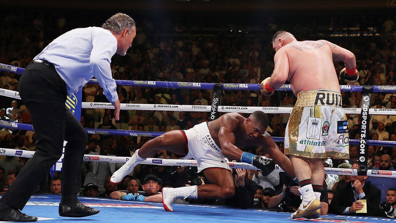 Erste Niederlage für Anthony Joshua - Bildquelle: 2019 Getty Images