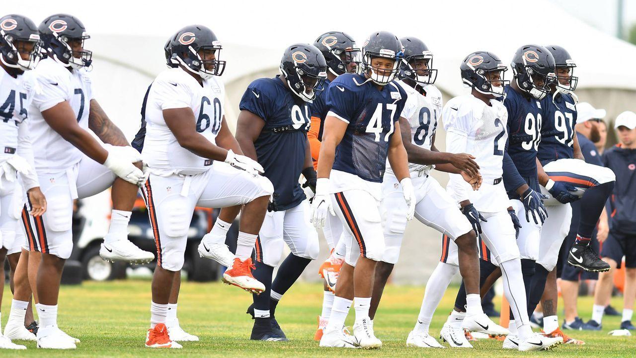 Wie kann ich die Training Camps der NFL-Teams verfolgen? - Bildquelle: imago images / ZUMA Press