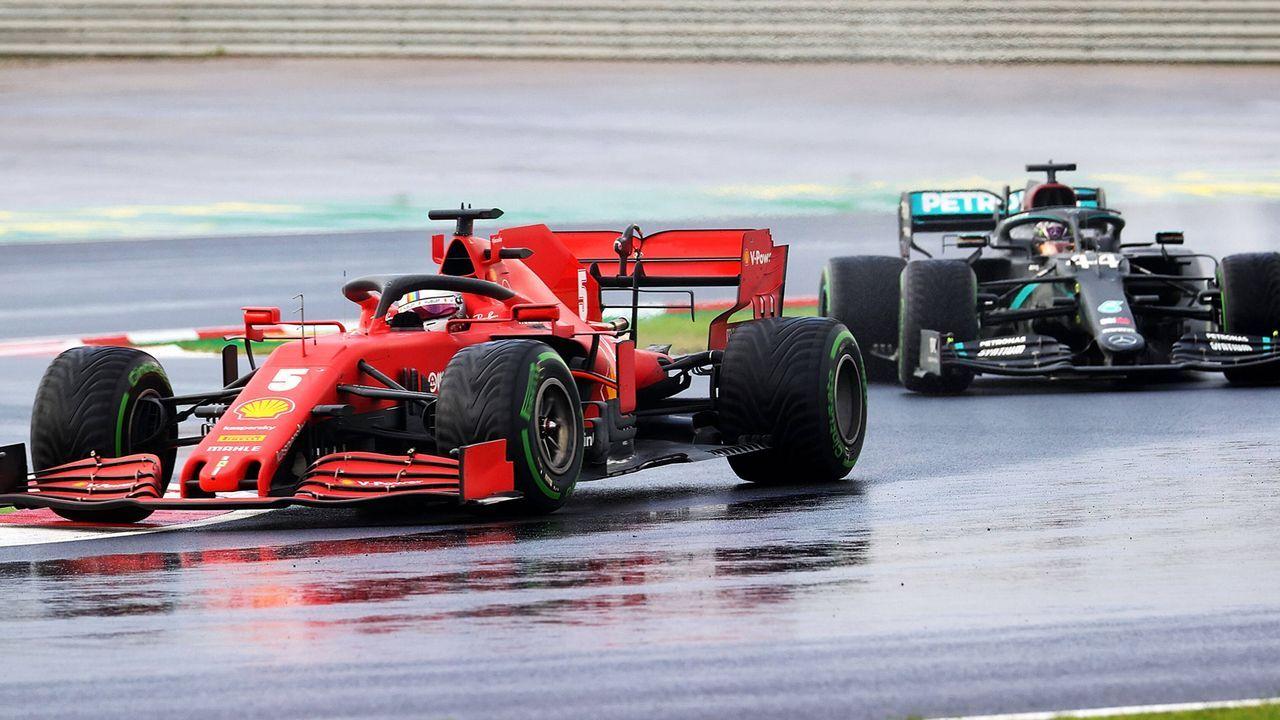 Hersteller (Formel 1) - Bildquelle: imago images/Nordphoto