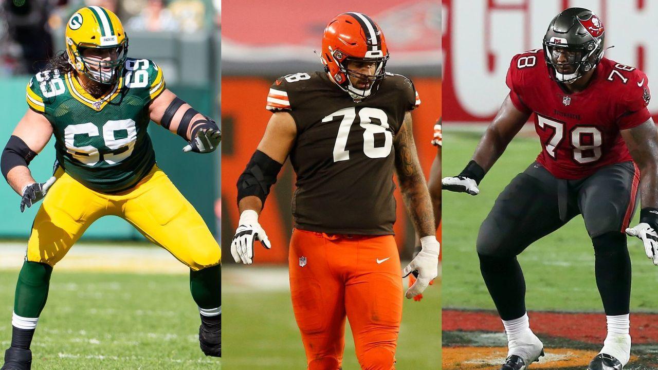 """Hier kommen die """"Big Guys"""": Die besten Offensive Lines 2021 - Bildquelle: imago"""