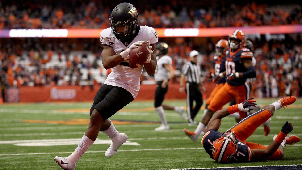 Denver Broncos: Das ist Notfall-Quarterback Kendall Hinton - Bildquelle: 2019 Getty Images