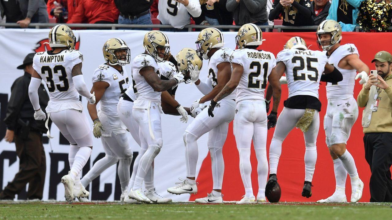 Defense: New Orleans - Bildquelle: imago images/Icon SMI