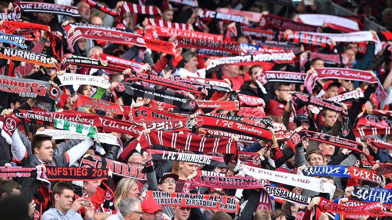 Platz 14: 1. FC Nürnberg (Max-Morlock-Stadion) - Bildquelle: 2019 Getty Images