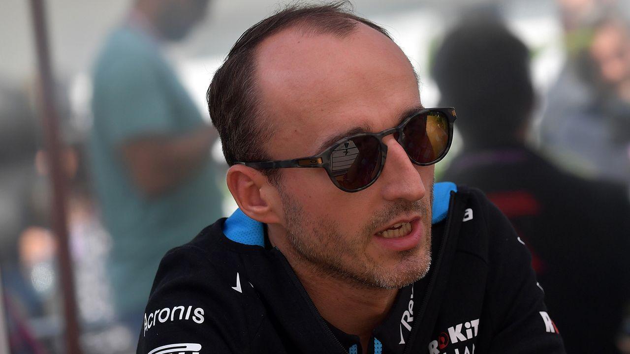 20. Robert Kubica (Williams) - Bildquelle: imago images/eu-images