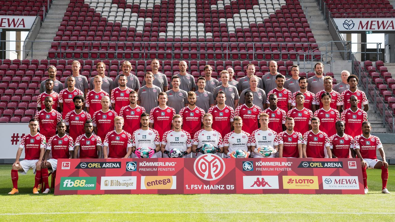 Platz 3: 1. FSV Mainz 05 - Bildquelle: 2020 Getty Images