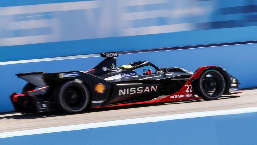 Oliver Rowland fuhr in einem kuriosen Qualifying auf die Pole-Position. - Bildquelle: Motorsport Images