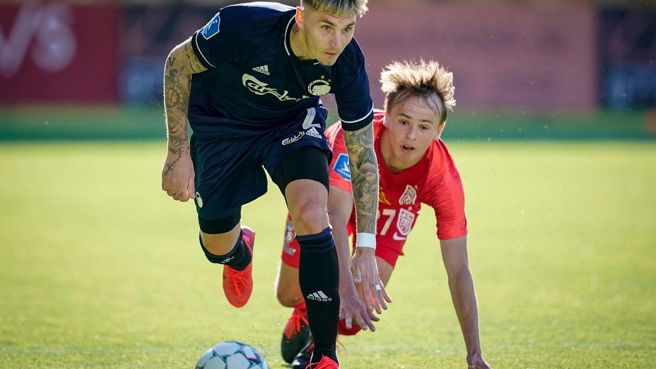 Platz 12: Superliga (Dänemark) - Bildquelle: imago images/Ritzau Scanpix