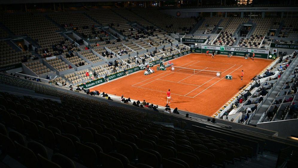 Die French Open 2021 werden um eine Woche verschoben - Bildquelle: AFPSIDANNE-CHRISTINE POUJOULAT