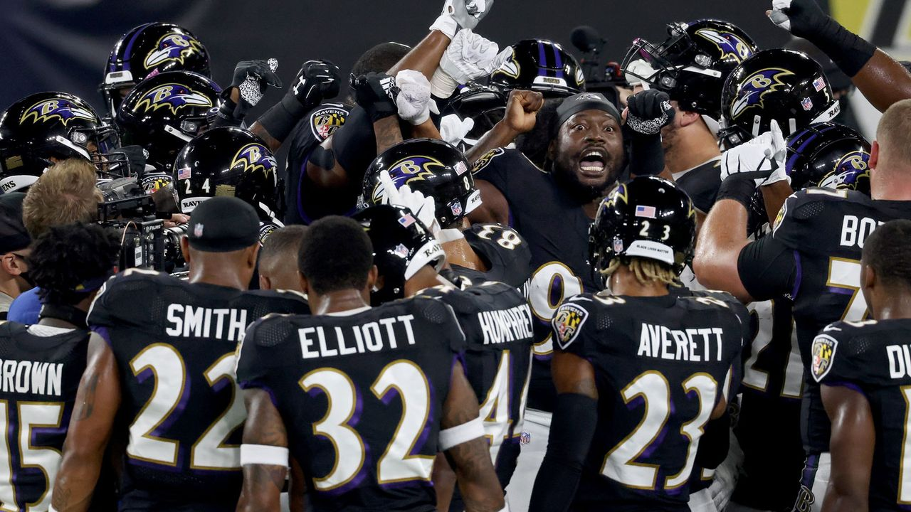 Baltimore Ravens - Bildquelle: Getty Images