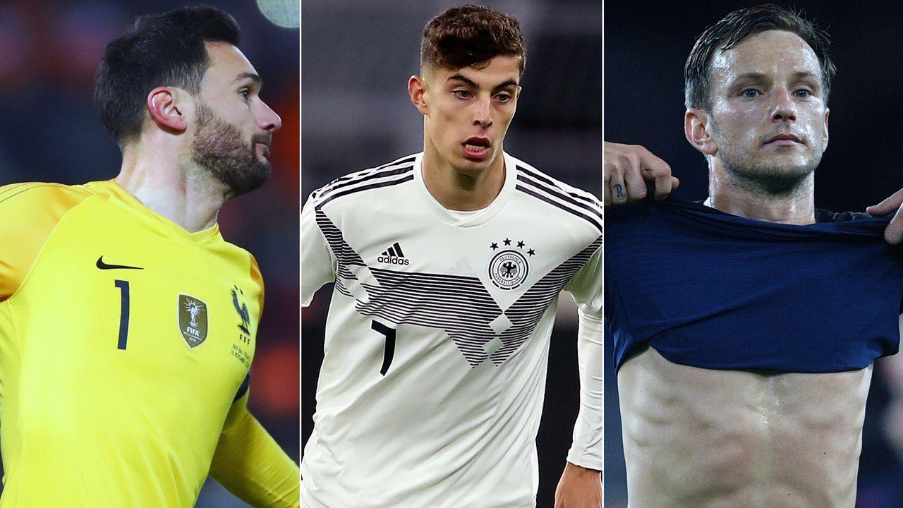 Havertz und Co.: Diese Stars mussten ihren Nationalmannschaften absagen - Bildquelle: Getty Images/Imago