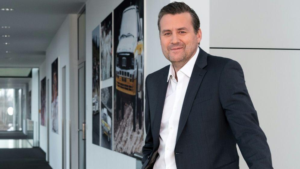 Pit Gottschalk ist ab sofort Chief Content Officer - Bildquelle: SPORT1SPORT1SPORT1SUSANN BONGART PHOTOGRAPHIE