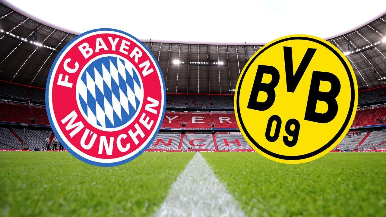 Head to Head zum Bundesliga-Knaller Bayern München gegen Borussia Dortmund - Bildquelle: 2019 Getty Images