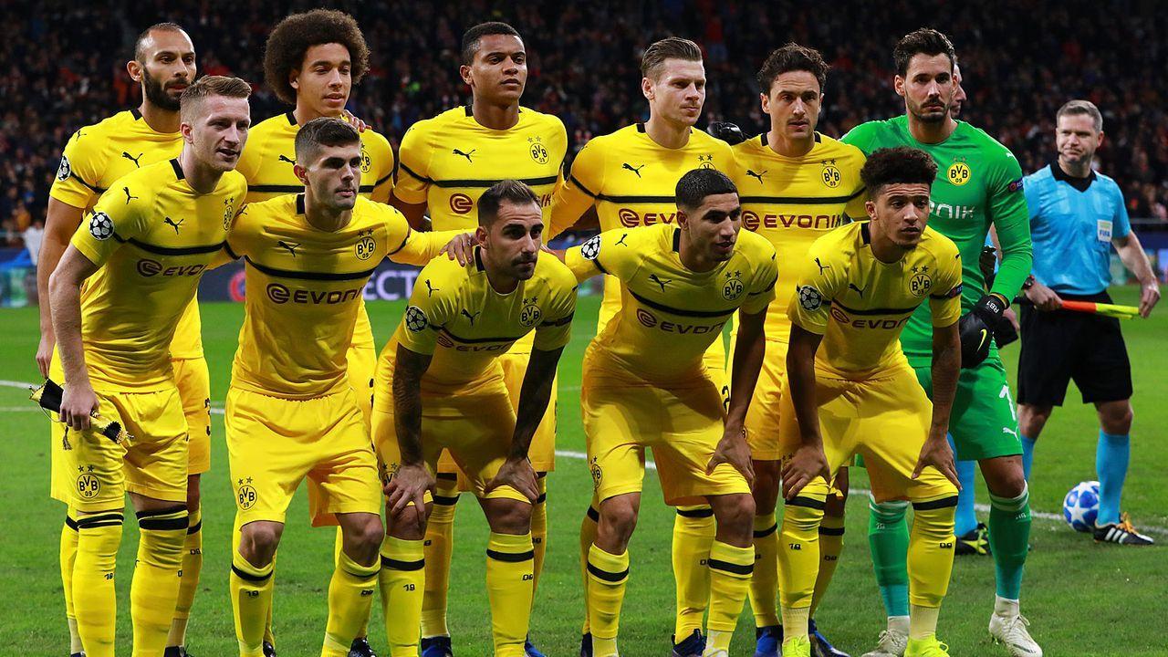 Bvb Champions League Spielplan