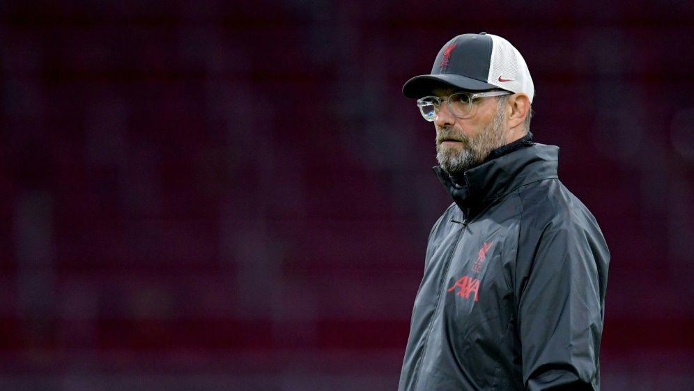 Jürgen Klopp ist seit 2015 Trainer vom FC Liverpool - Bildquelle: FIROFIROSID