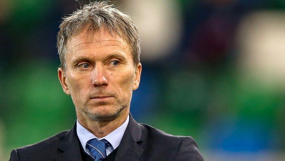Martin Reim ist nicht mehr Nationaltrainer Estlands - Bildquelle: FIROFIROSID