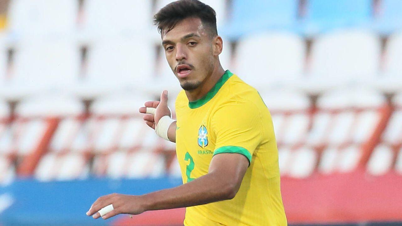 Gabriel Menino (20 Jahre, Brasilien, SE Palmeiras Sao Paulo) - Bildquelle: imago images/Camera 4/International