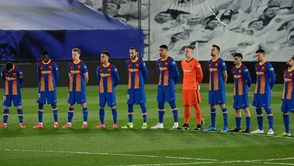 Barcelona ist erstmals der wertvollste Fußball-Klub - Bildquelle: AFPSIDJAVIER SORIANO
