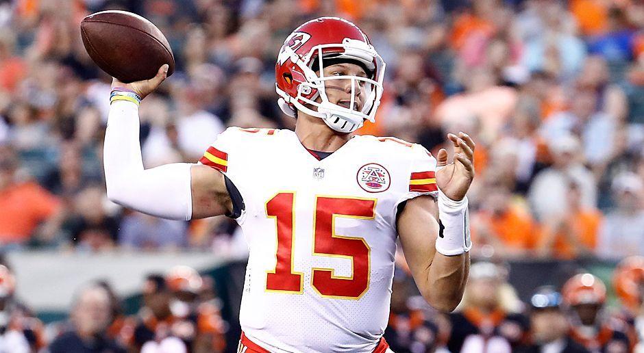 Platz 19: Kansas City Chiefs - Bildquelle: 2017 Getty Images