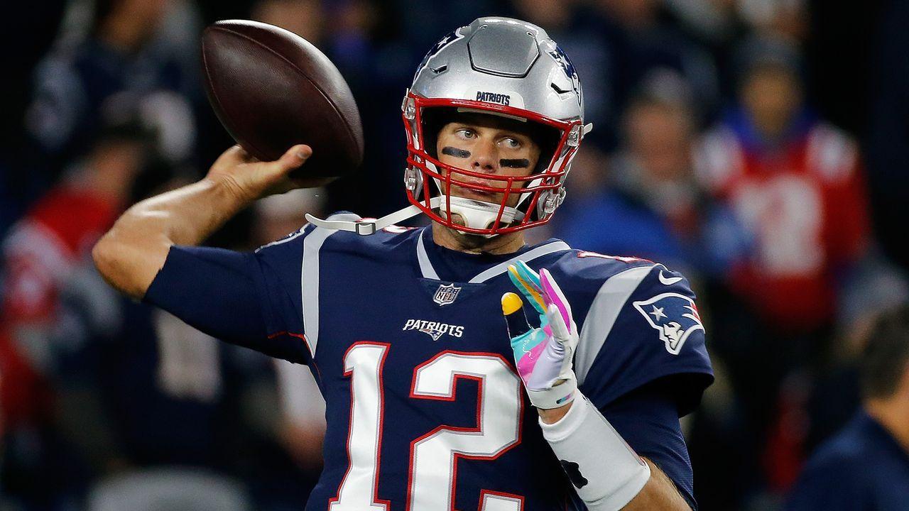 Tom Brady  (New England Patriots, Quarterback) - Bildquelle: 2018 Getty Images