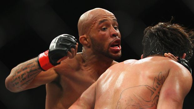 Demetrious Johnson (USA), Fliegengewicht - Bildquelle: Getty Images