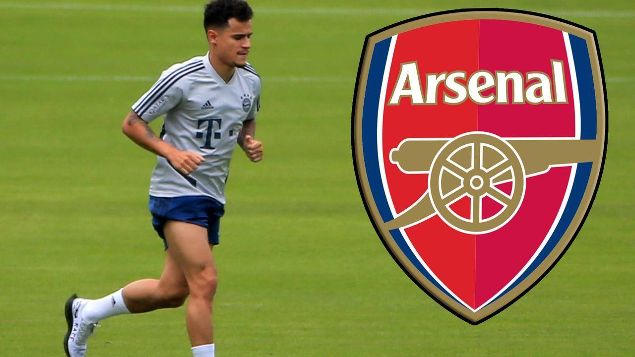Philippe Coutinho (FC Bayern München) - Bildquelle: imago