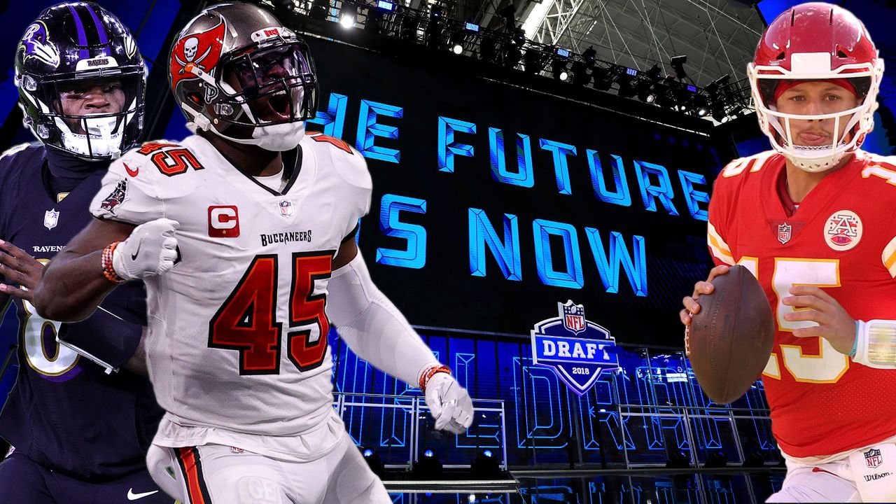 Statistik-Studie: Diese NFL-Teams draften seit 2017 am besten - Bildquelle: 2018 Getty Images