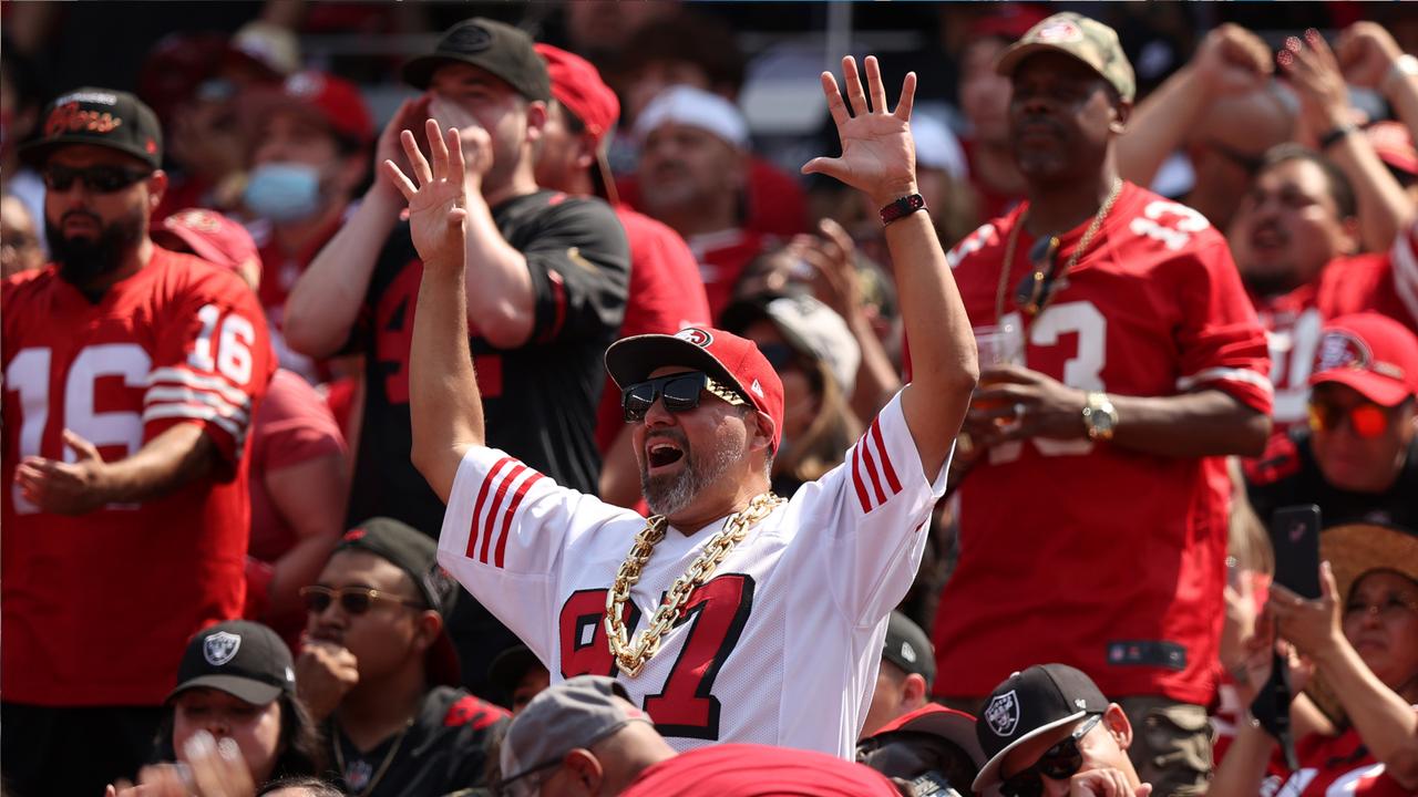 Platz 11: San Francisco 49ers - Bildquelle: Getty Images