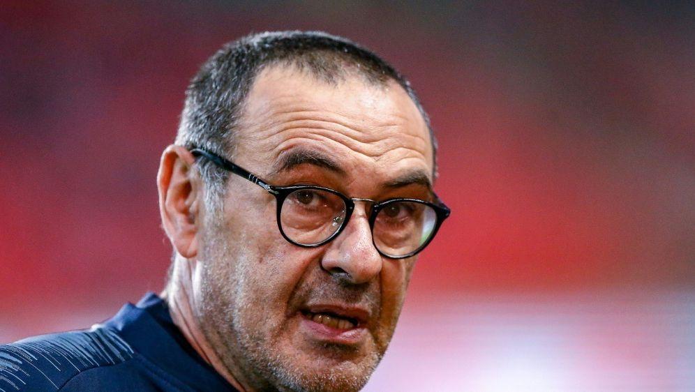 Sarri fehlt seinem neuen Klub Juventus zum Ligastart - Bildquelle: PIXATHLONPIXATHLONSID