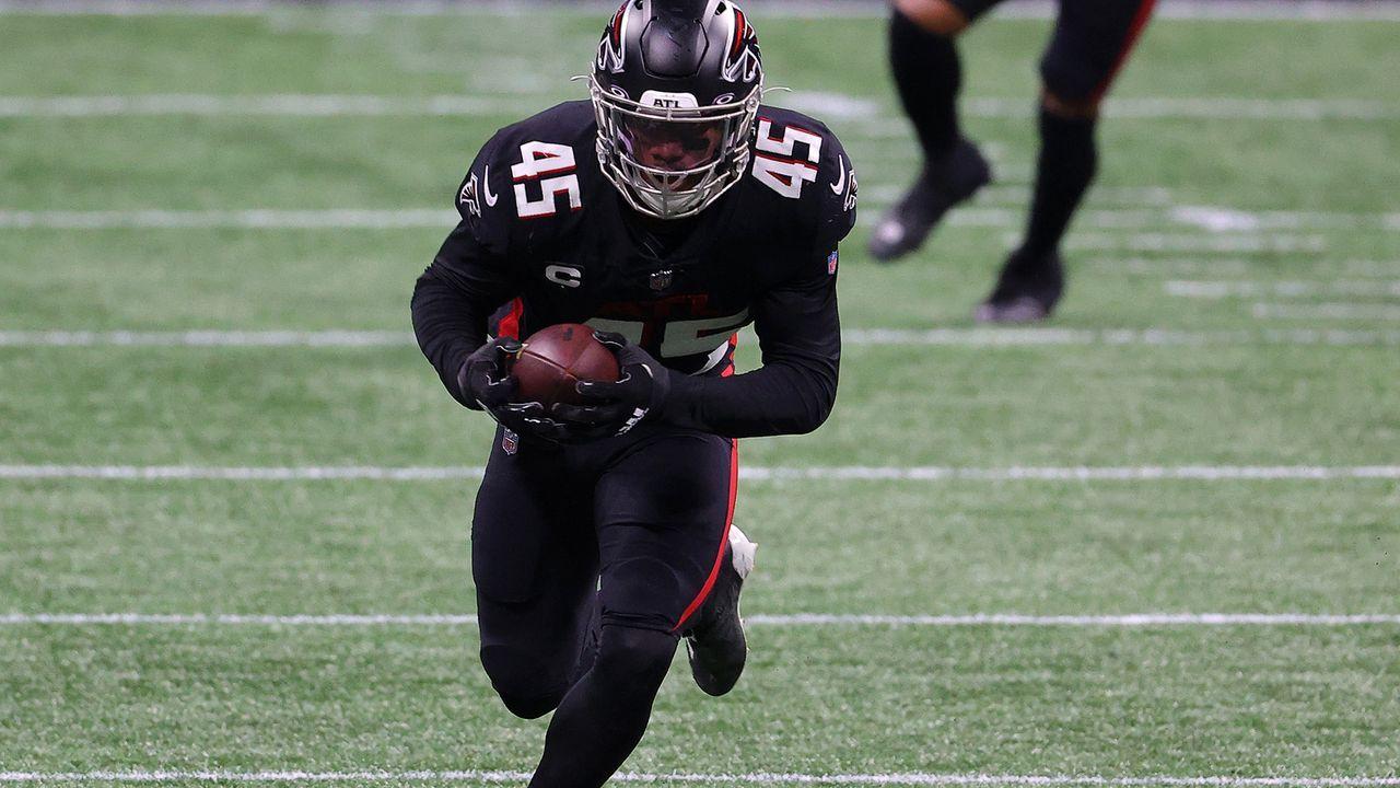 Deion Jones (Atlanta Falcons) - Bildquelle: 2020 Getty Images