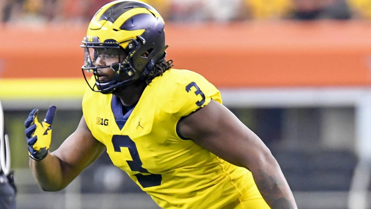Rashan Gary (Defensive End, Green Bay Packers) - Bildquelle: imago