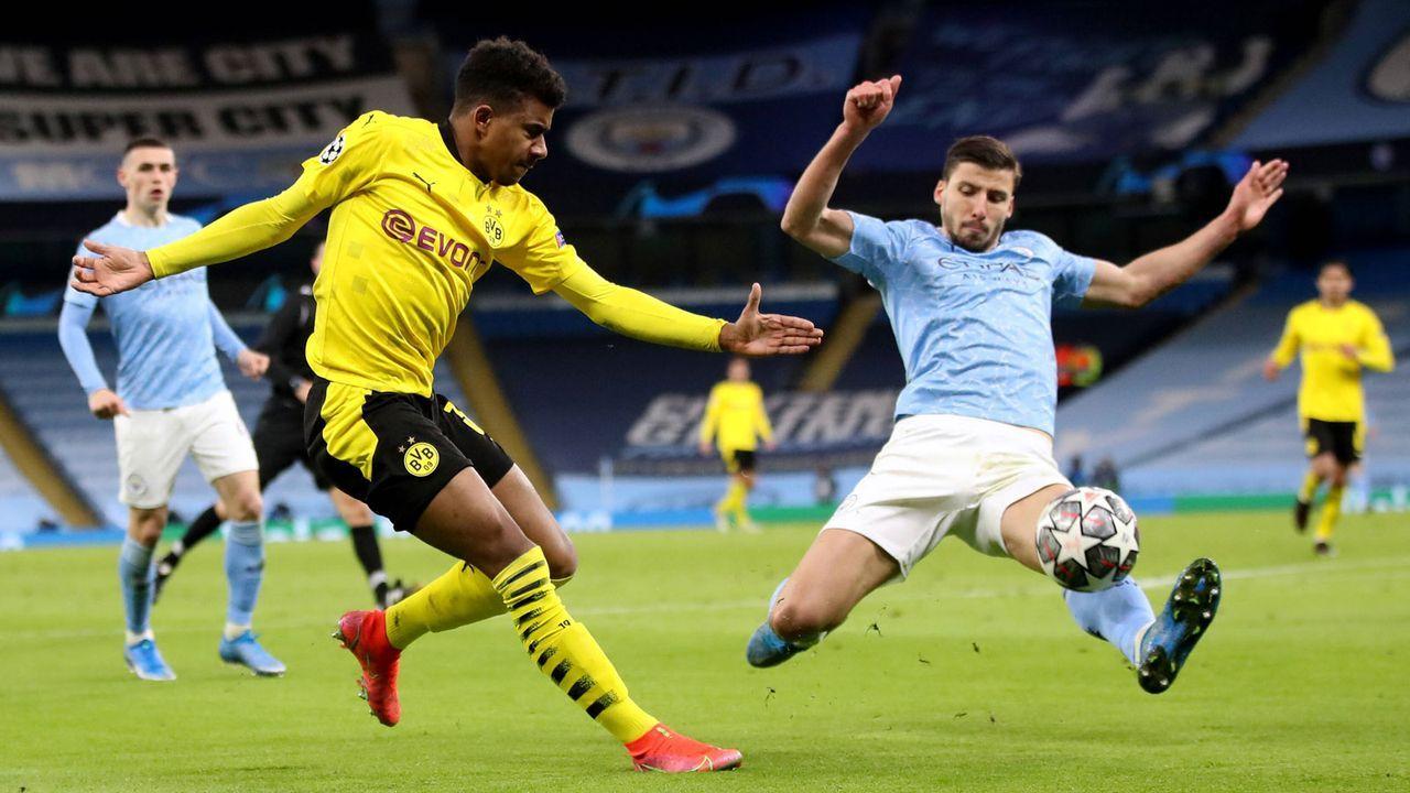 Ansgar Knauff beim BVB fest eingeplant - Weitere Talente mit Durchbruch in der Saison 2020/21 - Bildquelle: Imago Images