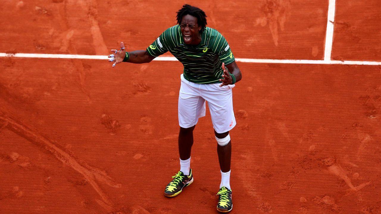 Tennis-Star verletzt sich beim Zocken - Bildquelle: Getty Images