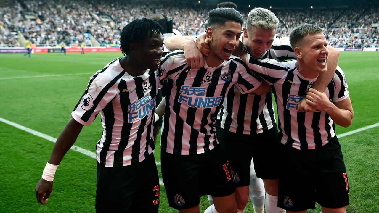 Newcastle United - Bildquelle: 2019 Getty Images