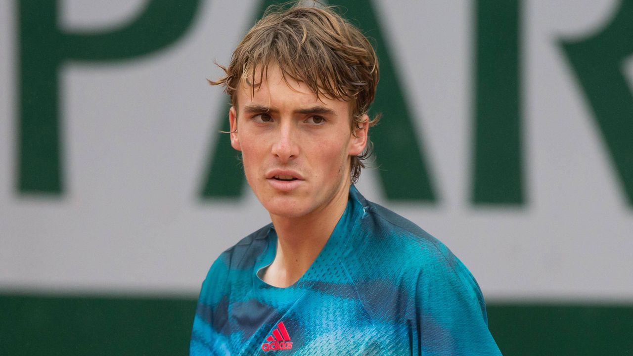 Griechenlands neue Tennis-Hoffnung: Das ist Stefanos Tsitsipas - Bildquelle: imago/Hasenkopf