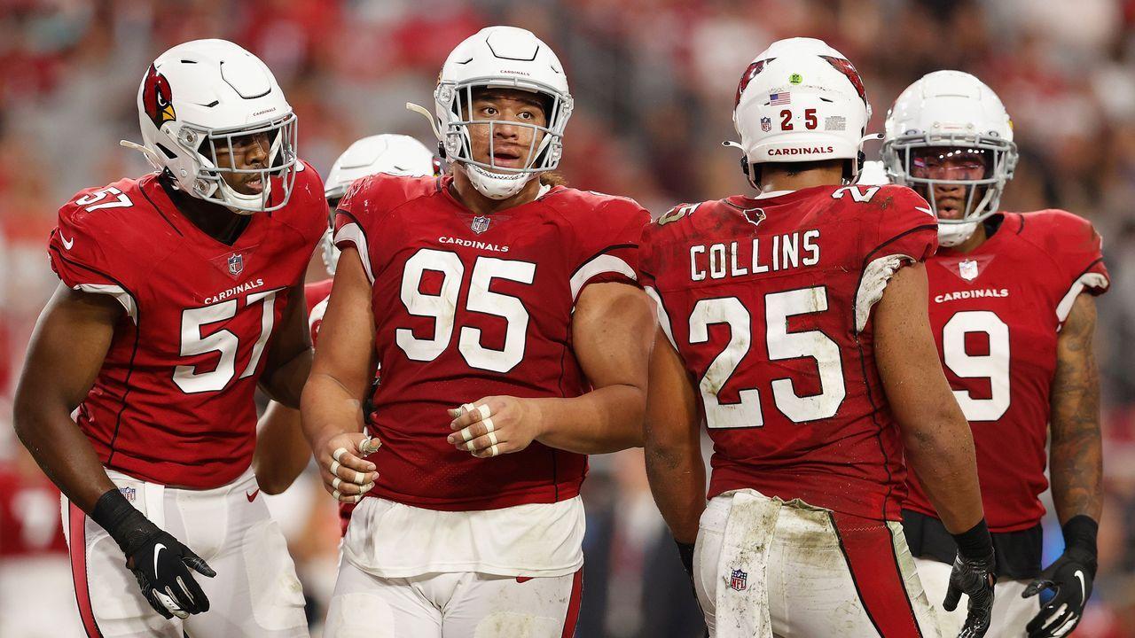 Defense: Arizona Cardinals - Bildquelle: 2021 Getty Images