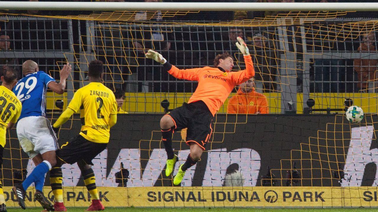 Naldo (FC Schalke 04) - Bildquelle: imago/Sven Simon