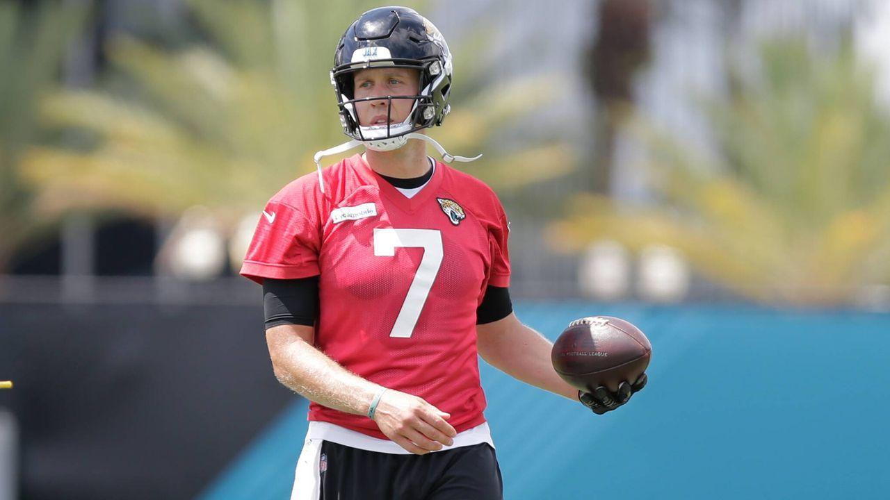 Nick Foles (Jacksonville Jaguars) - Bildquelle: imago images / Icon SMI