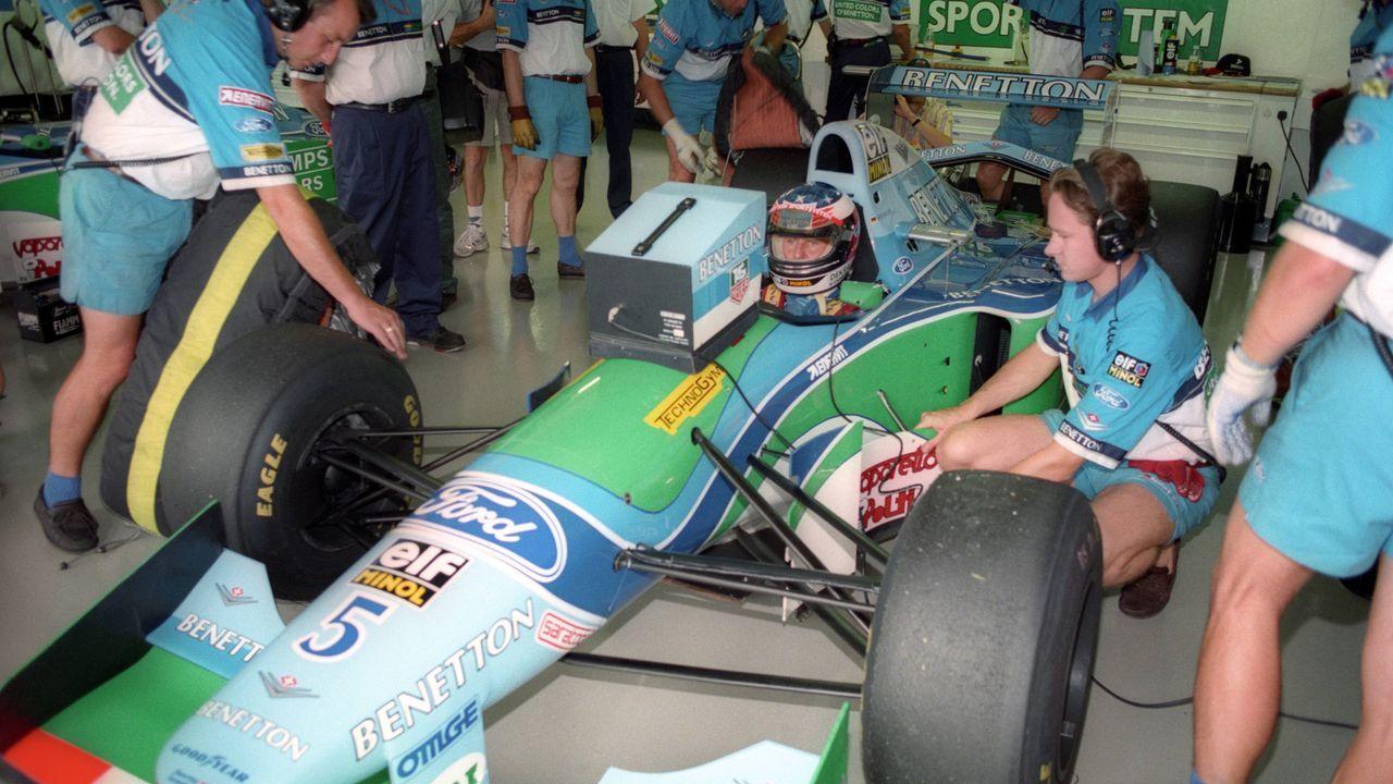9. Saisonlauf: Deutschland-GP in Hockenheim - Bildquelle: imago/Pressefoto Baumann