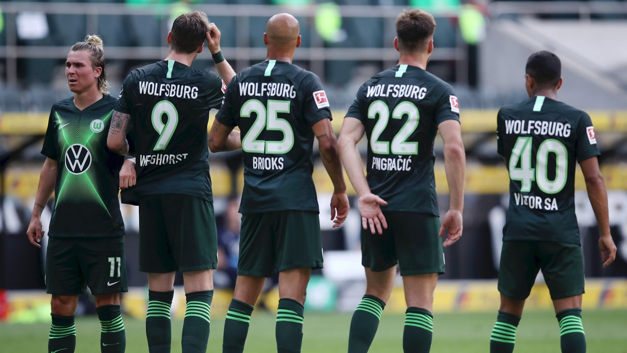 Sonderfall VfL Wolfsburg  - Bildquelle: 2020 Getty Images