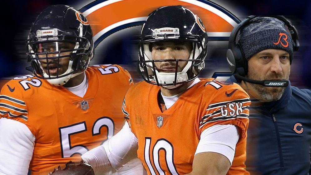 Die Chicago Bears sind nach dem Sieg gegen die Minnesota Vikings der Favorit... - Bildquelle: Getty Images