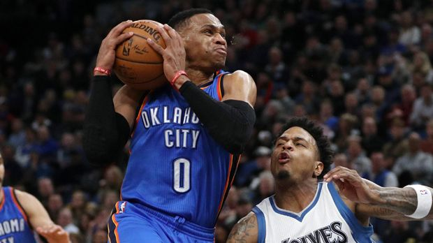 Russell Westbrook fehlt: Die Starter des All-Star-Games - Bildquelle: imago/ZUMA Press