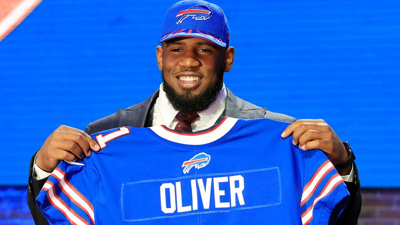 Die Draft Picks der Buffalo Bills (8) - Bildquelle: 2019 Getty Images
