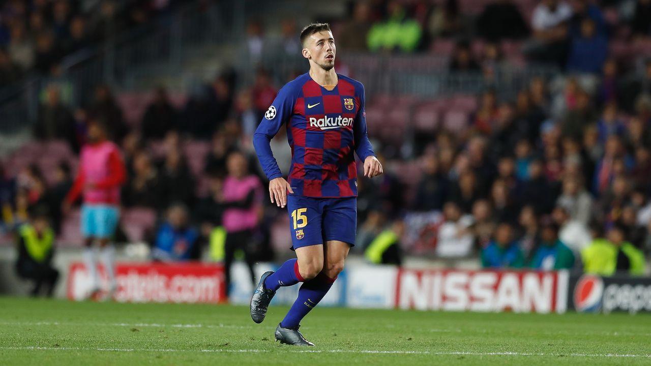 Clement Lenglet (FC Barcelona) - Bildquelle: imago