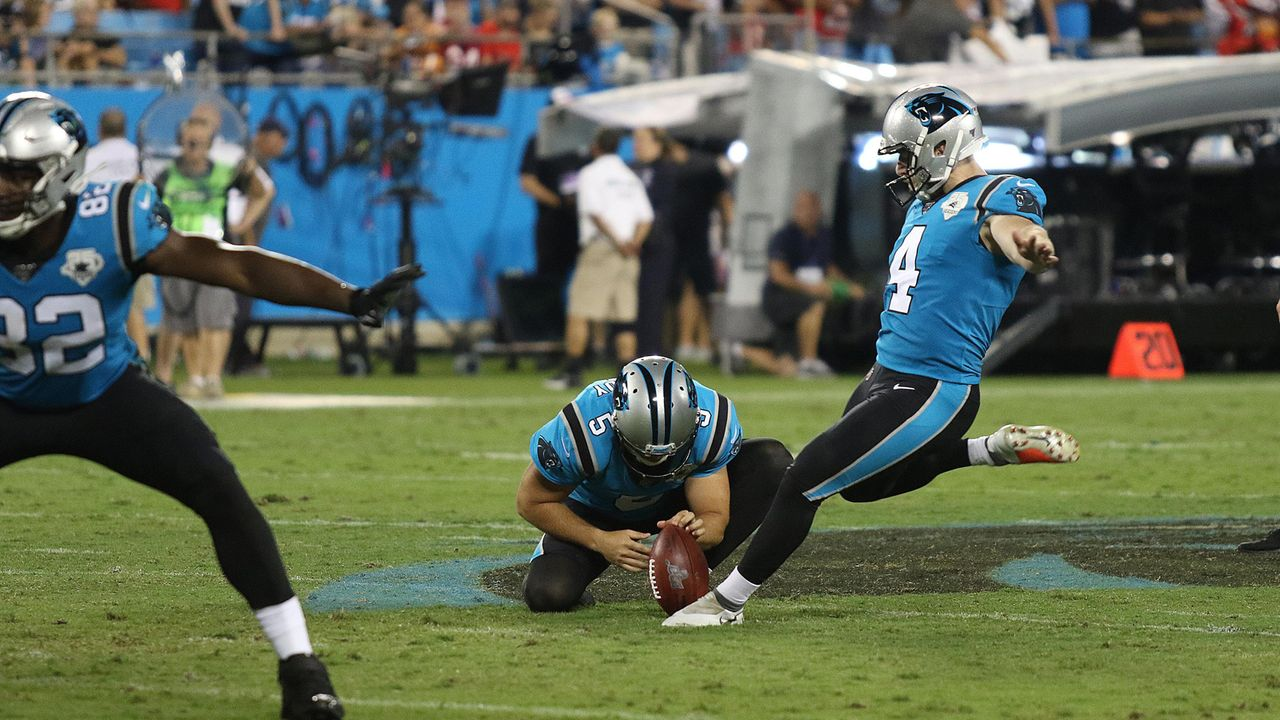 Special Teams und Kicker: Carolina Panthers  - Bildquelle: imago images / Icon SMI