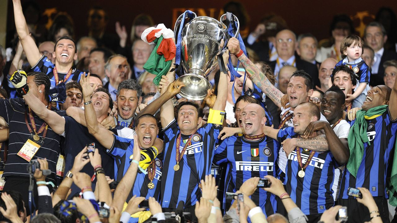 Inter Mailand (2010) - Bildquelle: imago/HJS